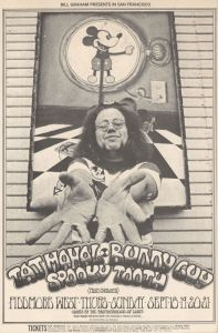 1969 09 - SPOOKY TOOTH FILLMORE WEST CA
