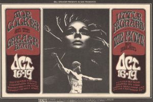 1969 10 - JOE COCKER & GREASE BAND FILLMORE WEST SF CA