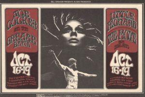 1969 10 - JOE COCKER & GREASE BAND FILLMORE WEST SF CA