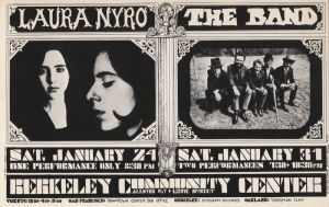 1970 01 - THE BAND FILLMORE WEST SF CA