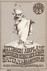 1970 02 - JEFFERSON AIRPLANE FILLMORE WEST SF CA