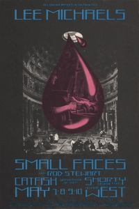 1970 05 - SMALL FACES FILLMORE WEST SF CA