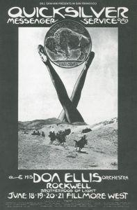 1970 06 - QUICKSILVER MESSENGER SERVICE - FILLMORE WEST SF CA