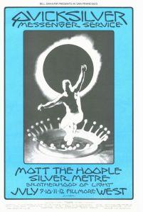 1970 07 - MOTT THE HOOPLE FILLMORE SF CA