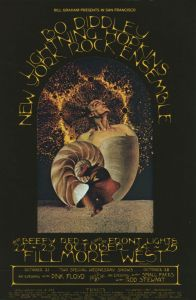 1970 10 - PINK FLOYD FILLMORE WEST SF CA