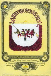 1970 10 - VAN MORRISON FILLMORE WEST SF CA