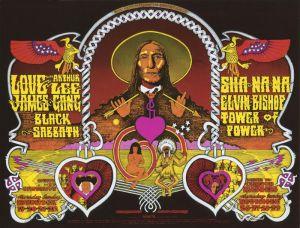 1970 11 - LOVE FILLMORE WEST SF CA