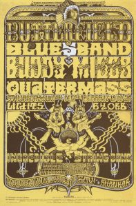 1970 12 - INCREDIBLE STRING BAND FILLMORE WEST SF CA
