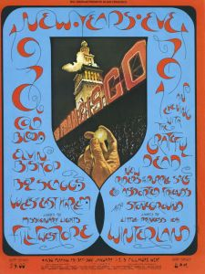 1970 12 - VOICES OF EAST HARLEM FILLMORE WEST SF CA