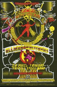1971 01 - ELECTRIC HOT TUNA FILLMORE WEST SF CA