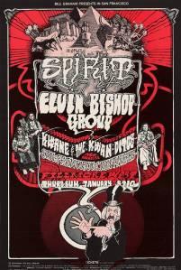 1971 01 - ELVIN BISHOP GROUP FILLMORE WEST SF CA