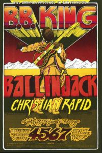 1971 02 - BB KING FILLMORE WEST SF CA