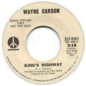 1971 02 - CARSON SINGS B