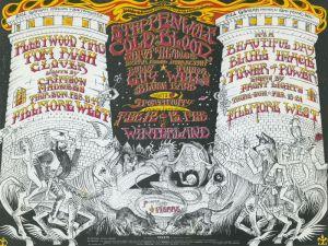 1971 02 - FLEETWOOD MAC FILLMORE WEST SF CA