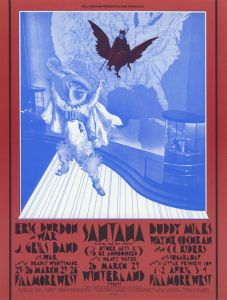 1971 03 - ERIC BURDON WAR FILLMORE WEST SF CA