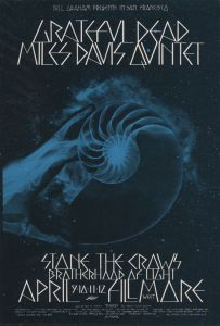 1971 04 - GRATEFUL DEAD FILLMORE WEST SF CA