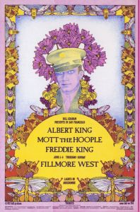 1971 06 - ALBERT KING FILLMORE WEST SF CA