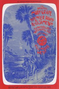 1971 06 - MOBY GRAPE FILLMORE WEST SF CA