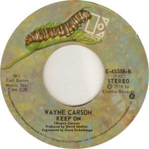 1976 11 - CARSON SINGS B
