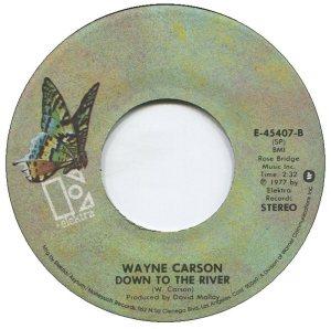 1977 07 - CARSON SINGS B