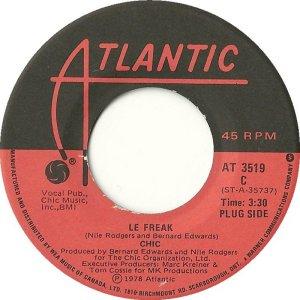 1978-12-09 #1 3 WEEKS
