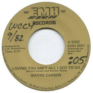 1982 09 - CARSON SINGS A