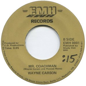 1982 09 - CARSON SINGS B
