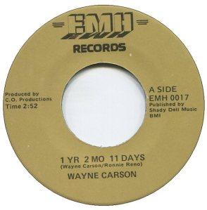 1983 04 - CARSON SINGS A