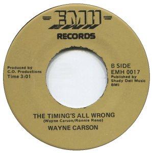 1983 04 - CARSON SINGS B