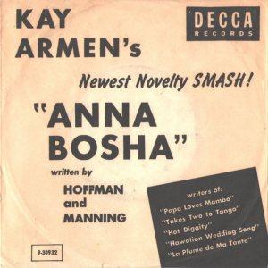 ARMEN KAY - 1959 01 A