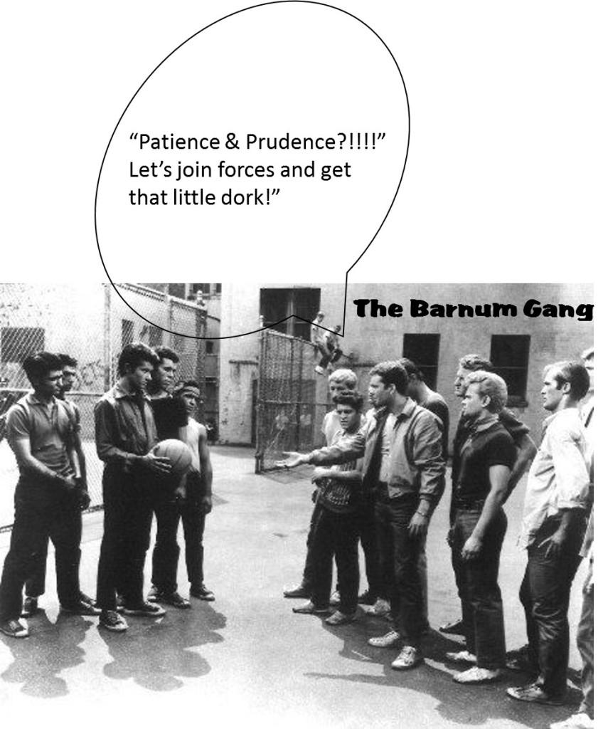 BARNUM GANG A