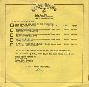 BELL JOYE - 1968 01 B