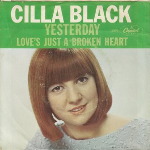 1966 - Cilla Black