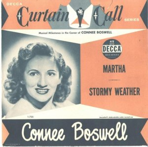BOSWELL CONNIE - 1954 02 A