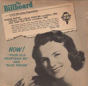 BOWES MARGIE - 1959 02 A