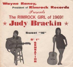 BRACKLIN JUDY - 1968 01 C
