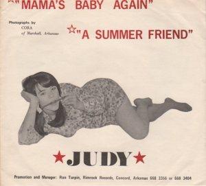 BRACKLIN JUDY - 1968 01 D