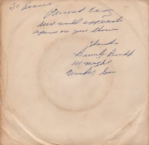 BUFF BEVERLY - 1965 01 B
