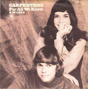 CARPENTERS - 1971 01 A