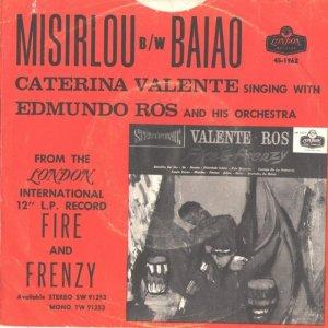 CATERINA VALENTE - 1961 01 B