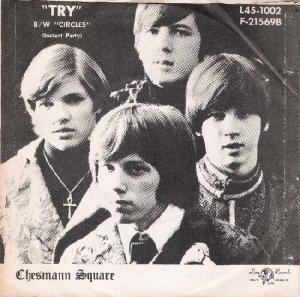 CHESSMAN SQUARE - 1969 01 B