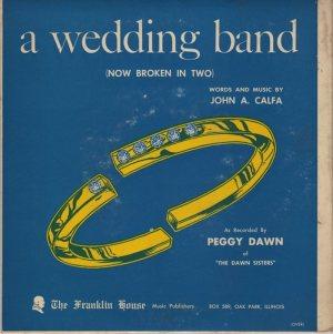 DAWN PEGGY - 1960'S 01 A