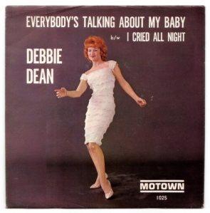 DEAN DEBBIE - 1962 03 A