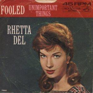 DEL RHETTA - 1962 02 A