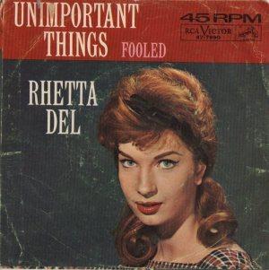 DEL RHETTA - 1962 02 B