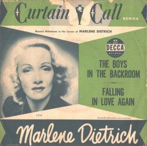 DIETRICH MARLENE - 1953 01 A
