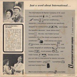 DRAKE LISA - 1950'S 01 B