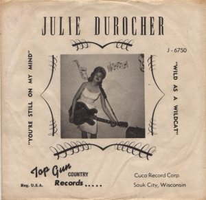DUROCHER JULIE - 1960'S 01 A