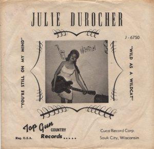 DUROCHER JULIE - 1960'S 01 A