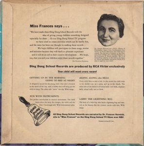 FRANCES MISS - 1955 01 B